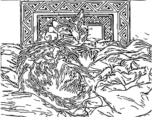 Free coloring pages of camouflage for Camo coloring pages